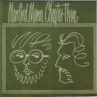 Manfred Mann - Chapter Three [CD] USA import