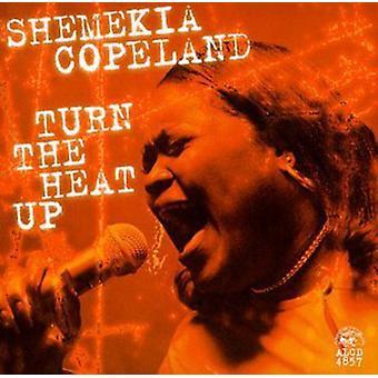 Shemekia Copeland - Turn the Heat Up [CD] USA import