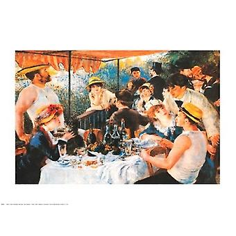 Luncheon Of The Boating Party 1881 Poster Print by Pierre-Auguste Renoir (30 x 24)