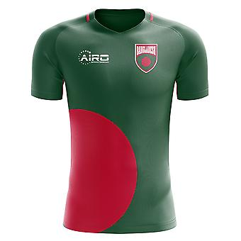 2020-2021 Bangladesh Home Concept Football Shirt