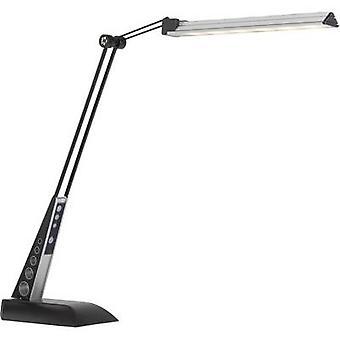 Brilliant Jaap G92734/06 LED desk light 6 W EEC: LED (A++ - E) Black, Chrome