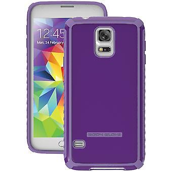Luva tática caso o corpo para Samsung Galaxy S5 (roxo) - 9410203