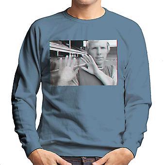 TV ganger Bobby Moore 3D effekt menns Sweatshirt