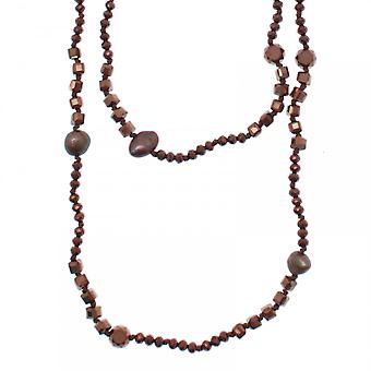 Bcharmd Marielle Freshwater Pearls Long Necklace