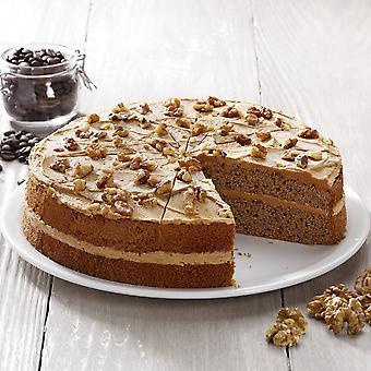 Handmade Cake Company Frozen Coffee & Walnut Cake