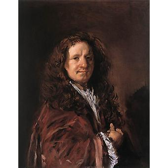 Portræt af en mand, Frans Hals, 50x40cm