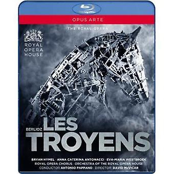 Hector Berlioz - Les Troyens [BLU-RAY] USA import