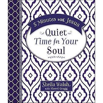5 minut z Sher - spokojny czas dla duszy przez Sheila Walsh - Jezus