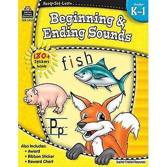 Begin & Ending geluiden - rangen K-1 door docent gemaakt Resources-