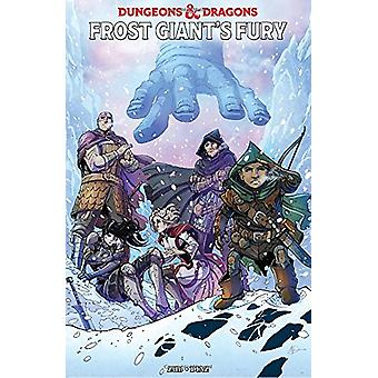 Dungeons & Dragons Frost Giant's Fury by Jim Zub - 9781631409288