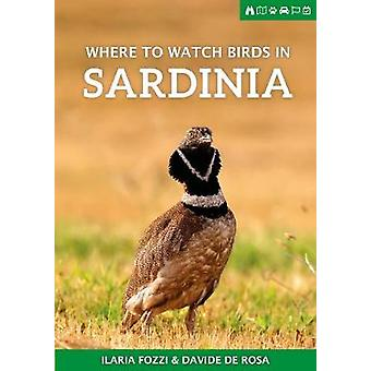 Where to Watch Birds in Sardinia by Where to Watch Birds in Sardinia