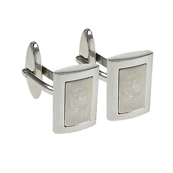 Everton FC Stainless Steel Framed Cufflinks