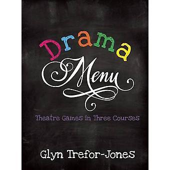 Drama Menu door Glyn Trefor-Jones - 9781848422858 boek