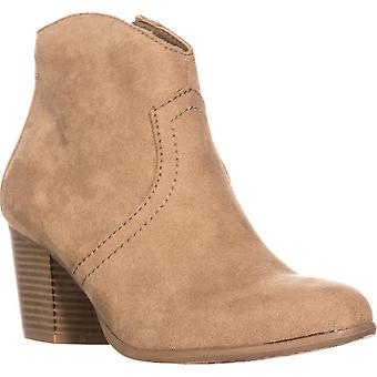 أحذية أزياء الكاحل إصبع اللوز ريلي المرأة خرقه الأمريكية