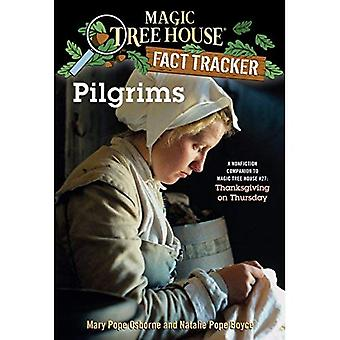 Pilgrims: A Nonfiction Companion to Thanksgiving on Thursday (Magic Tree House Research Guides)