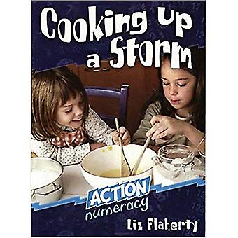 Cooking Up a Storm (Action Numeracy)