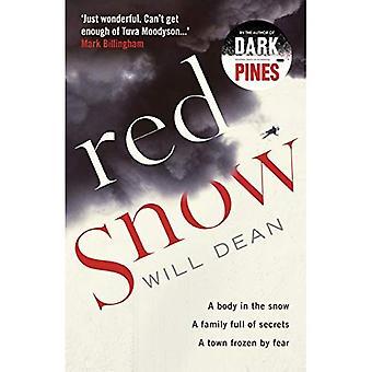Neve de vermelho: Um mistério de Tuva Moodyson