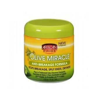 African Pride Olive Miracle anti-rupture formule 170 g
