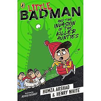 Lilla Badman och invasionen av de Killer mostrar (lilla Badman)
