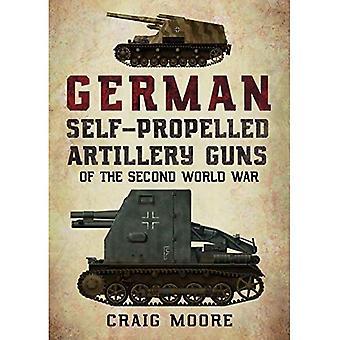 German Self-Propelled Artillery Guns of the Second World War
