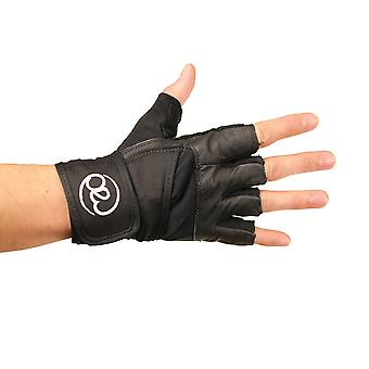 Fitness Mad Weight Lifting Glove with Wrist Wrap-Large