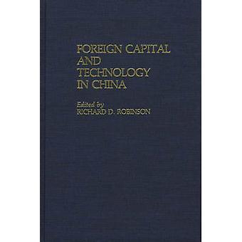 Buitenlands kapitaal en technologie in China door onbekende
