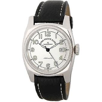 Zeno-watch mens watch retro Carré manual winding 6164-a3