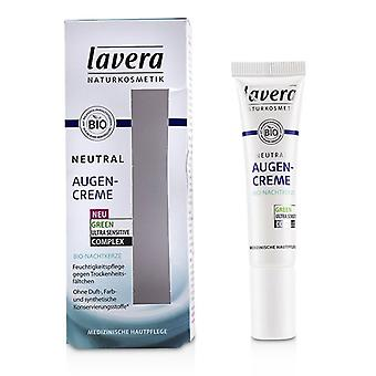 Lavera Neutral Eye Cream - 15ml/0.5oz