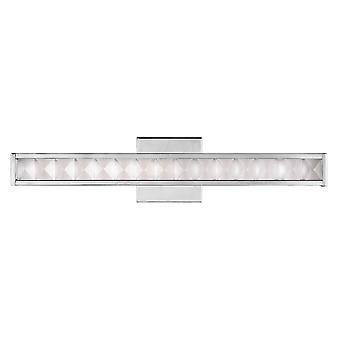 Elstead-1 lys LED Wall Light-polert krom finish-FE/JESSIE/bad