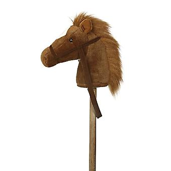 Giddy Up Brown Hobby Horse with Sound