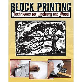 Block Printing by Sandy Allison - 9780811706018 Book