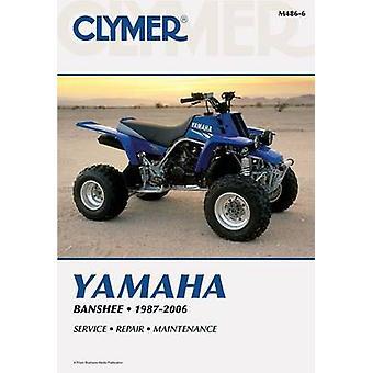 Yamaha Banshee 1987-2006 (6th Revised edition) by Penton - 9781599690