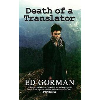 Death of a Translator by Ed Gorman - 9781911350088 Book