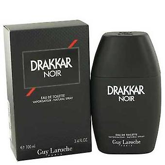 Drakkar Noir By Guy Laroche Eau De Toilette Spray 3.4 Oz (men) V728-412389