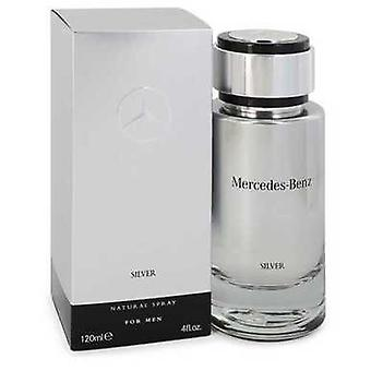 Mercedes Benz Silver door Mercedes Benz Eau de toilette spray 4 oz (mannen) V728-542482