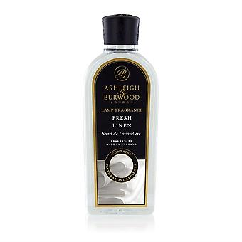 Ashleigh & Burwood 250ml Premium duft diffusion lampeolie refill flaske frisk linned
