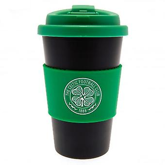 Celtic Silicone Grip Travel Mug