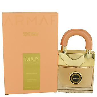 Armaf opus eau de parfum spray by armaf   538273 100 ml