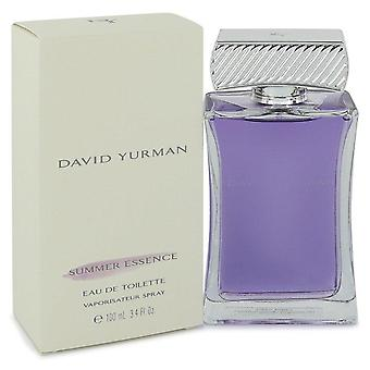 David yurman summer essence eau de toilette spray by david yurman 542786 100 ml