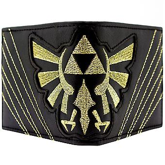 Nintendo Zelda Triforce sydd ID & kort bretting lommebok