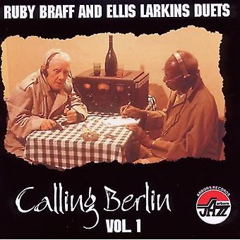 Ruby Braff - Ruby Braff: Vol. 1-Calling Berlin [CD] USA import