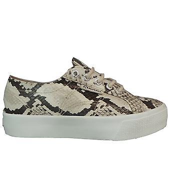 Superga Ladies Footwear 2730 Synthetic Snakew