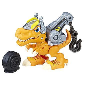 Playskool hjältar Chomp Squad släptåg zon