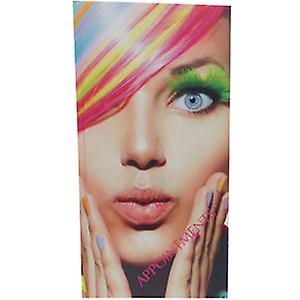 Quirepale Appointment Book 3 Column Assistant Rainbow