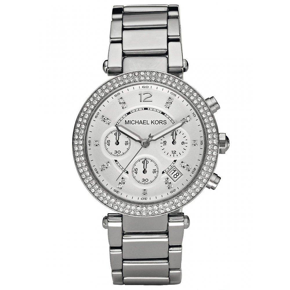 Michael Kors Ladies' Parker Chronograph Watch MK5353