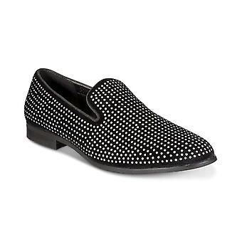 INC International Concepts Mens wyatt Fabric Round Toe Slip On Shoes