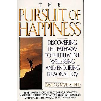 Pursuit of Happiness by Professor David G Myers - PhD - 9780380715220