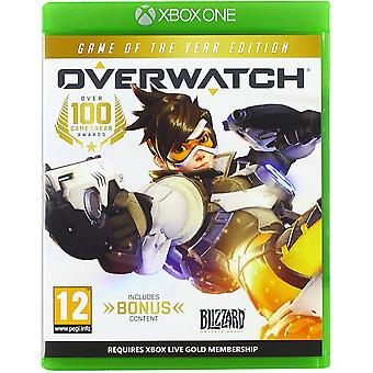 Overwatch Game of the Year Edition (Xbox One )