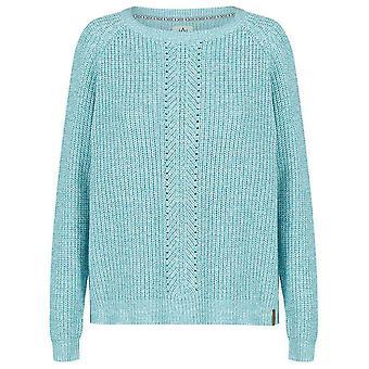 Passenger overfly knit blue