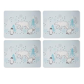 Cooksmart Frosty Morning Zestaw 4 placemats